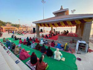 community yoga assi ghat
